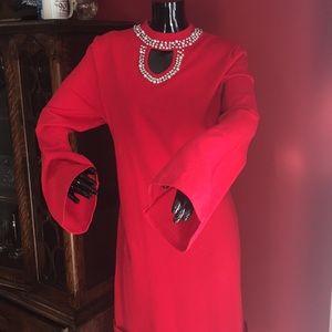 Red Bling INC International Dress